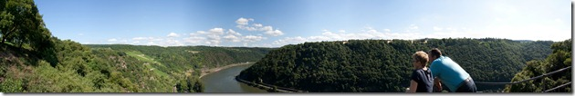 Loreley - panorama